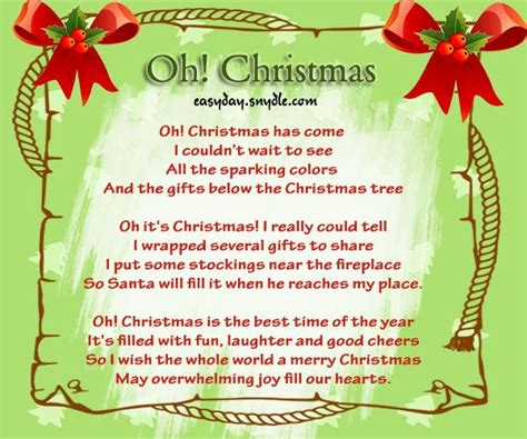 best christmas speech poems easyday