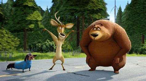 open season open season 4 scared silly review giveaway ends 3 19