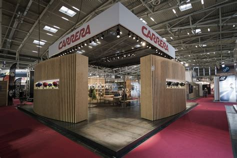 booth design germany carrera booth by soolid comunicazione arch masoni at