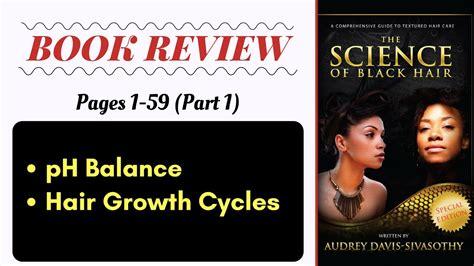 shoos ph balanced black hair science of black hair pages 1 59 part 1 ph balance