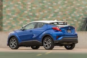 Toyota Hrv 2018 Toyota C Hr Vs 2017 Honda Hr V Compare Cars