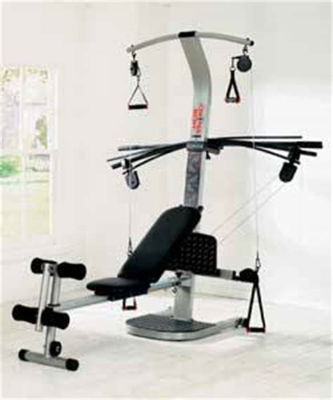 weider advantage espotted
