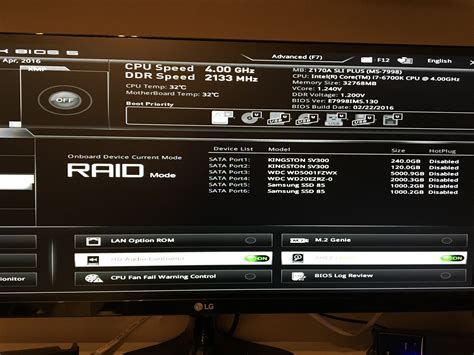 reset bios z170a nvme ssd not fully detected by bios msi z170a sli plus