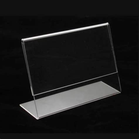 plexiglass cornici cornice plexiglass 10x15 orizzontale lebez