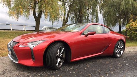 review  lexus lc    beauty  beast daily