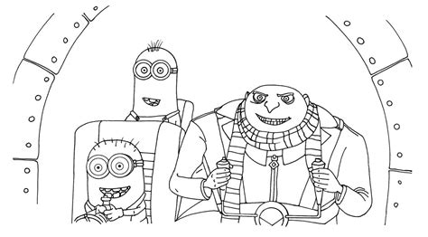 hard minion coloring pages minions printable coloring pages coloring home