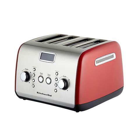 Kitchenaid Toaster Oven Reviews by Kitchenaid Artisan 4 Slice Toaster Empire On Sale Now