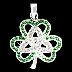 Tattoo Prices Waterford   316 l stainless steel shamrock trinity s18