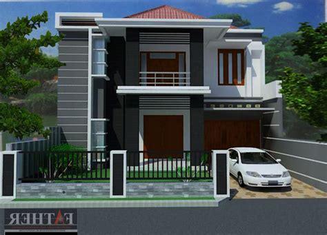 pilihan trendi memilih desain bentuk rumah modern type