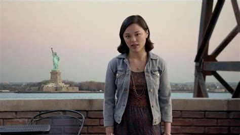 who is the asian actress in the liberty mutual brad liberty mutual tv commercials ispot tv