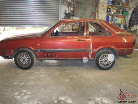 Audi Quattro Coupe For Sale by Audi Coupe Quattro Swb Sport Replica Project