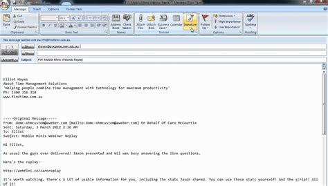 how to create email templates in outlook outlook email template tryprodermagenix org