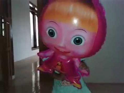 film upin ipin jaga dan hargai mata lucu berjoget bermain balon ala upin ipin jaga dan