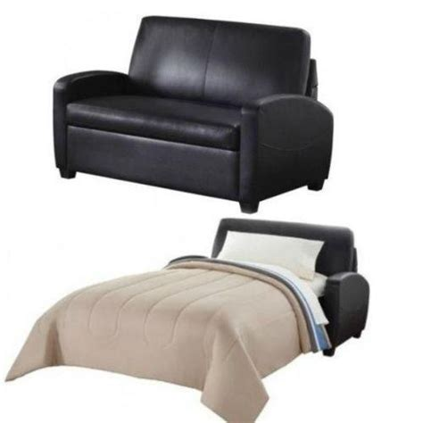new settee alex s new sofa sleeper black convertible couch home