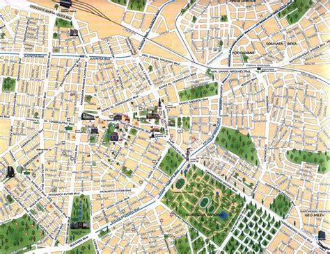 city maps sofia city map sofia bulgaria mappery