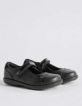 marks and spencer school shoes freshfeet scuff resistant coated leather school shoes