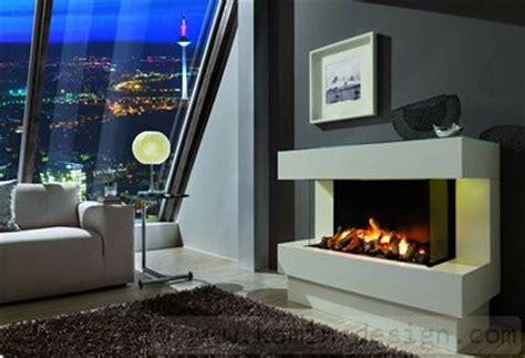 Automatic Fireplace Der by Elektrische Kamine Berlin