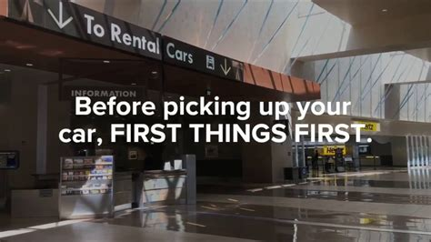 phx sky harbor international airport rental car center
