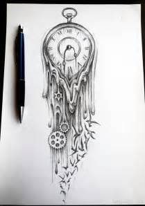 Clock tattoos tattoo designs tattoo pictures page 9