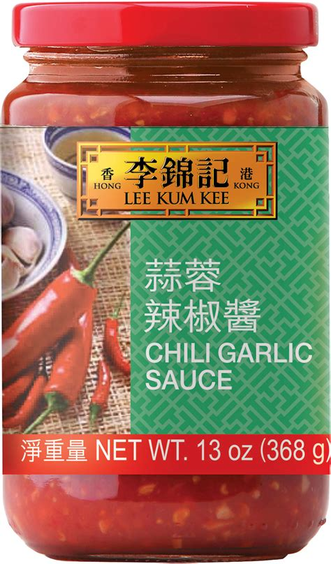 chili garlic sauce chili sauce lee kum kee home usa