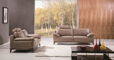 Leather Living Room Set Leather Sofa Loveseat Living Room Set California Beverly S93