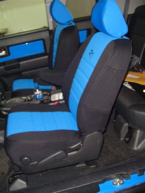 toyota fj cruiser seat covers toyota fj 40 standard color seat covers rear seats