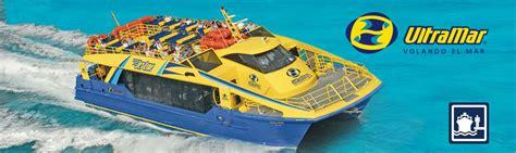 catamaran ultramar cancun the cheapest cancun shuttle to cozumel ferry happy