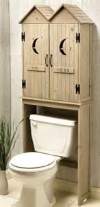 Superbe Colonne Evier Salle De Bain #2: etagere-wc-bois-meuble-toilettes-design-colonne-water-armoire-salle-de-bain-rustique.jpg