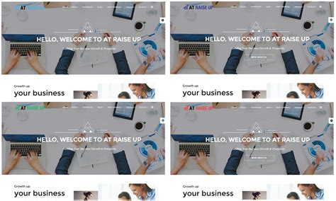 joomla template styles at raise up free corporation pro business joomla