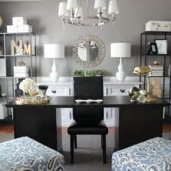 Home Office Ideas Grey 3 Ways To Create The Home Office Dot