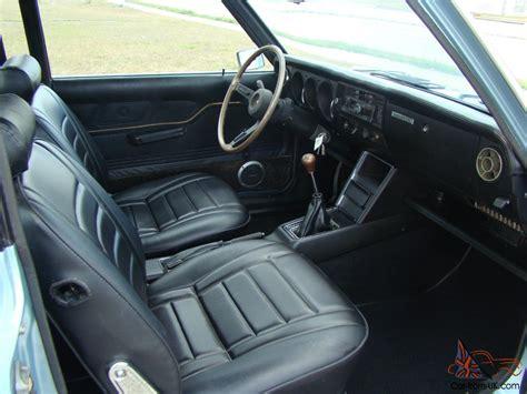 mazda rx2 interior 1972 mazda rx2