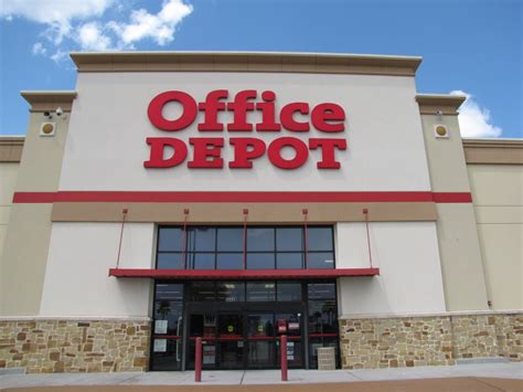 Office Store Office Depot Stores Are Shrinking Still The Goods