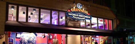 Records San Antonio Guinness World Records Museum Tour