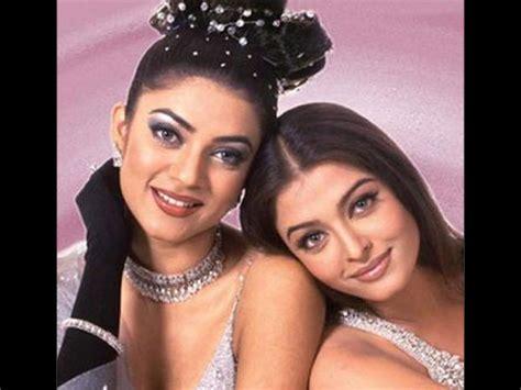sushmita sen gown miss india i have seen aishwarya rai work very hard sushmita sen