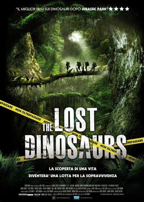 Film Lost Dinosaurus   the lost dinosaurs film 2012