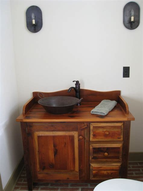 Handmade Furniture Lancaster Pa - barn wood sink barn wood vanity reclaimed barn wood