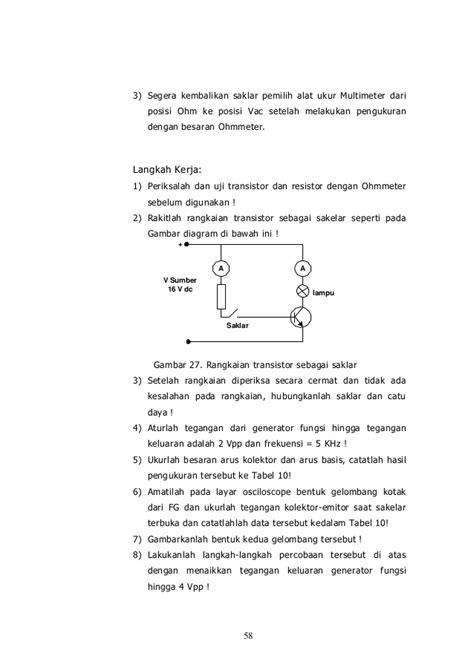 Multimeter Digital Dan Analog dasar elektronika analog dan digital