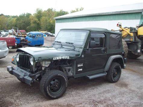 2005 Jeep Wrangler Willys Edition For Sale 2005 Jeep Wrangler Willys Edition For Sale In Youngstown