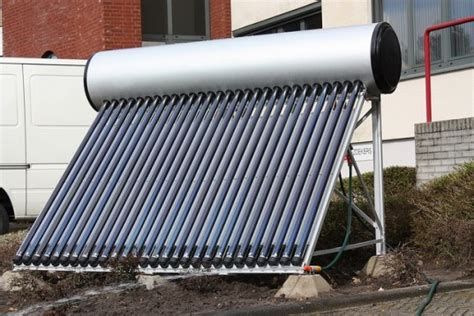 Green Energy Solar Water Heater eskom installs solar water heaters on south roofs