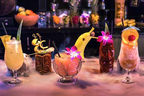 Tiki Bar Cocktails Tiki Takes In San Diego