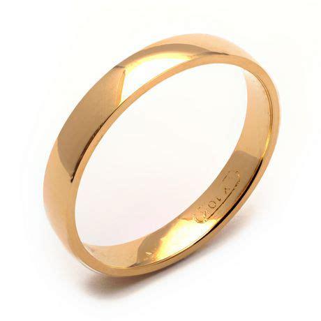 rex rings 10 kt yellow gold wedding band walmart ca