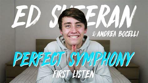 ed sheeran perfect genius perfect symphony