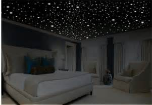 bedroom decor glow in the