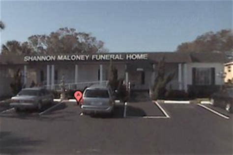 shannon maloney funeral home port orange florida fl