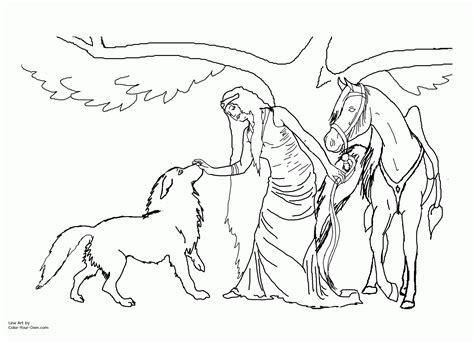 horse coloring pages hard many interesting cliparts