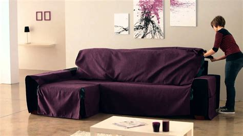 What To Put A Sofa by How To Put An Universal Chaise Sofa Covers