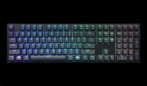 Cooler Master Masterkeys Pro S Rgb Gaming Keyboard Switch cooler master masterkeys pro l and pro s gaming keyboards launched legit reviews