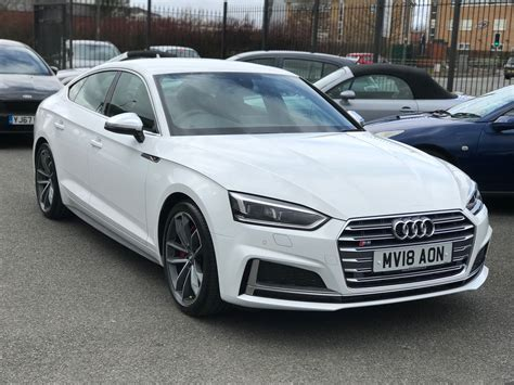 Audi S5 Tiptronic by In Review Audi S5 Quattro 5dr Tiptronic Sportback