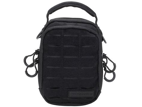 Nitecore Ndp20 Tactical Utility Pouch nitecore utility tactical pouch available with velveteen or rubber exterior