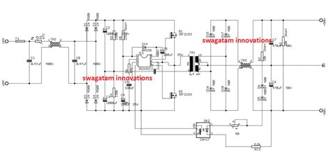 pcb layout guidelines for smps smps 2 x 50v 350w circuit for audio power amplifiers